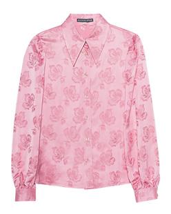 AlexaChung Pointed Collar Pink