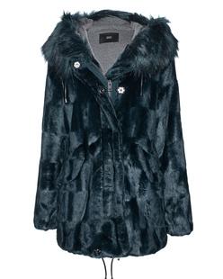 STEFFEN SCHRAUT Fake Fur Malachite