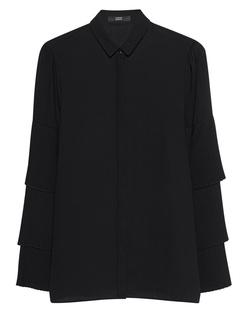 STEFFEN SCHRAUT Plissee Sleeve Black