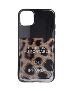 IPHORIA Liquid Case Roar Leo Multicolor