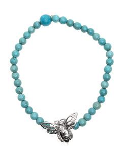 MANUELA MERK Bienchen Bracelet Turquoise