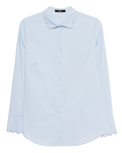 STEFFEN SCHRAUT Peter Pan Collar Light Blue