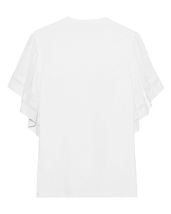 STEFFEN SCHRAUT Cap Sleeves White
