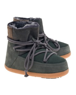 IKKII Classic Patchwork Low Green Taupe