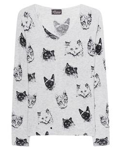 PRINCESS GOES HOLLYWOOD Cats White Smoke