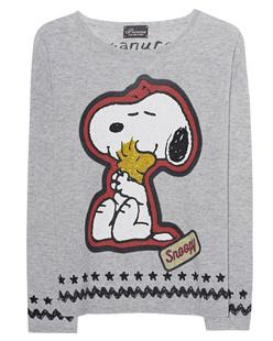 PRINCESS GOES HOLLYWOOD Snoopy Hug White Smoke