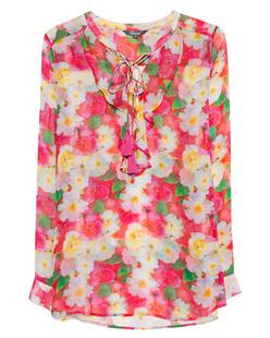 PRINCESS GOES HOLLYWOOD Burred Flower Pink