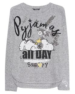 PRINCESS GOES HOLLYWOOD Snoopy Pyjamas Gainsboro Grey