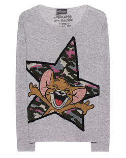 PRINCESS GOES HOLLYWOOD Jerry Camouflage Star Grey