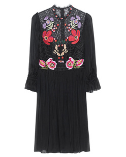 TEMPERLEY LONDON Mini Aura Lace Black