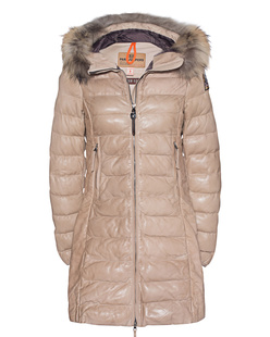 PARAJUMPERS Demi Leather Cappuccino