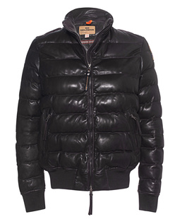 PARAJUMPERS Lucy Leather Dark Brown
