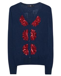 STEFFEN SCHRAUT Knit Sequins Navy