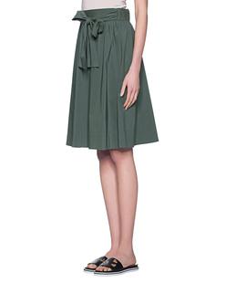 STEFFEN SCHRAUT Cotton Bow Green