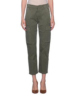 CITIZENS OF HUMANITY Cargo Army Green