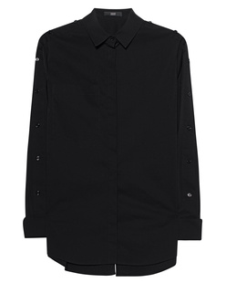 STEFFEN SCHRAUT Button Bar Sleeves Black