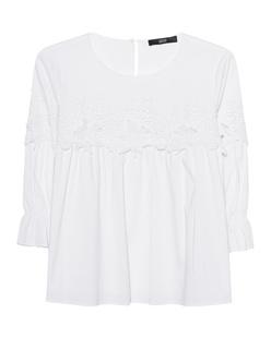 STEFFEN SCHRAUT Lace Short White