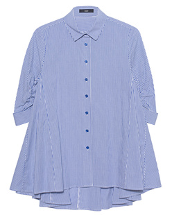 STEFFEN SCHRAUT Blouse Stripes White Blue