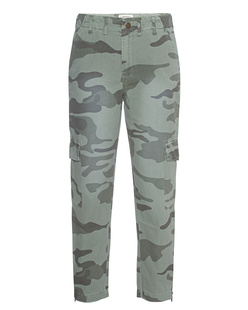CURRENT/ELLIOTT The Utilitarian Cargo Sea Grass Camo