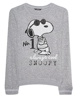 PRINCESS GOES HOLLYWOOD Snoopy Always Cool Grey