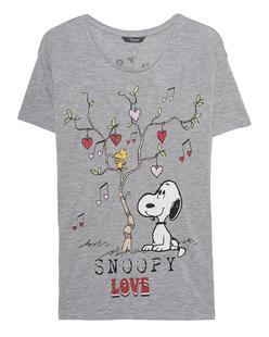 PRINCESS GOES HOLLYWOOD Peanuts Snoopy Lovetree Grey