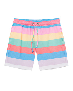 PRINCESS GOES HOLLYWOOD Stripe Shorts Multicolor