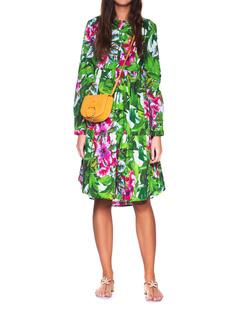 PRINCESS GOES HOLLYWOOD Jungle Print Green