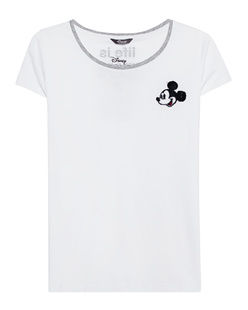 PRINCESS GOES HOLLYWOOD Mickey Stick Fun White