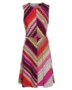 MISSONI Crochet Flared Multi