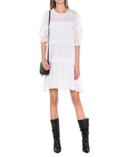 Isabel Marant Étoile Lyin Cotton White