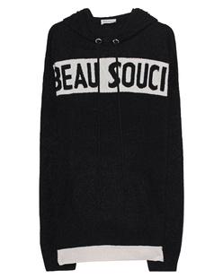 BEAU SOUCI Cashmere Label Black