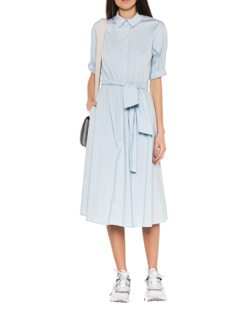 STEFFEN SCHRAUT Uni Dress Lightblue