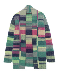 The Elder Statesman Stripes Cashmere Multicolor