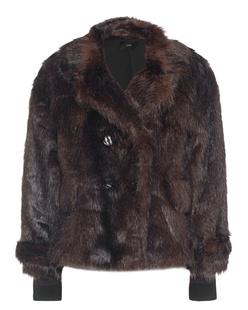 STEFFEN SCHRAUT Jacket Fur Brown