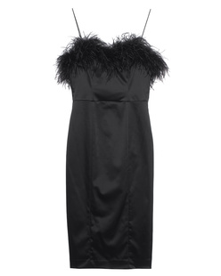 VERONICA BEARD Lilya Feathers Black
