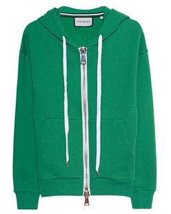 ROQA Hoodie Zip Green