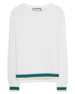 ROQA Stripes Cosy Off White