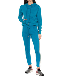 ROQA Jogger Stripe Turquoise