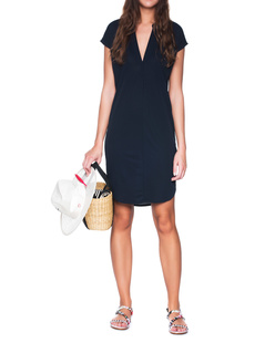 iHEART Rosie Dress Navy