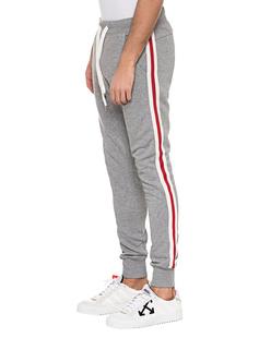 ROQA Jogger Stripe Grey