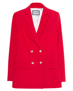 ROQA Double Breasted Blazer Red