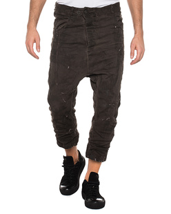 BORIS BIDJAN SABERI Oil Brown