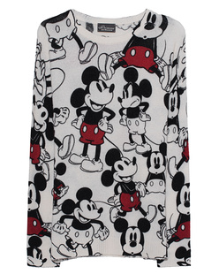 PRINCESS GOES HOLLYWOOD Allover Mickey Off-White