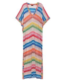 MISSONI MARE Crochet Signature Long Multi