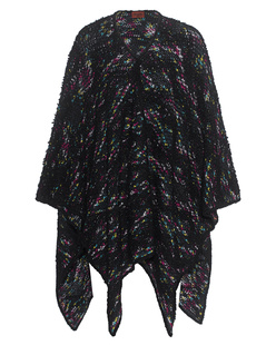 MISSONI Cape Multi Black