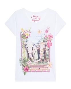 PRINCESS GOES HOLLYWOOD Jungle Romance White