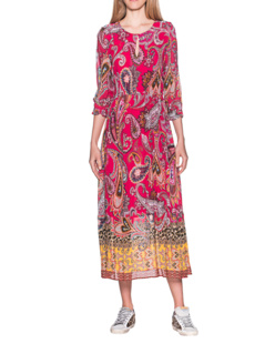 PRINCESS GOES HOLLYWOOD Boho Paisley Multicolor
