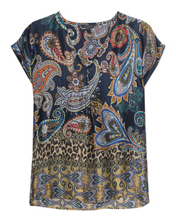 PRINCESS GOES HOLLYWOOD Paisley Chic Multicolor
