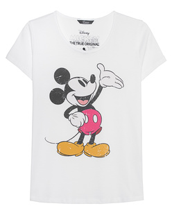 PRINCESS GOES HOLLYWOOD Disney Mickey White