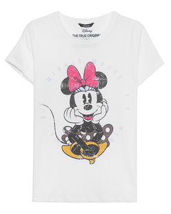 PRINCESS GOES HOLLYWOOD Disney Minnie White
